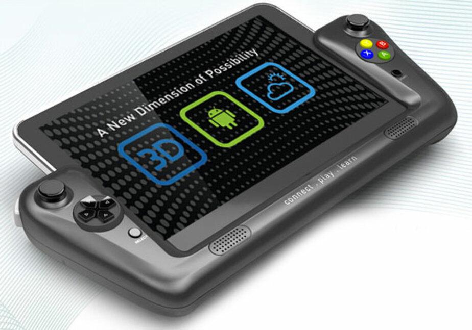 Wikipad представила планшет для игр - Новости Калининграда