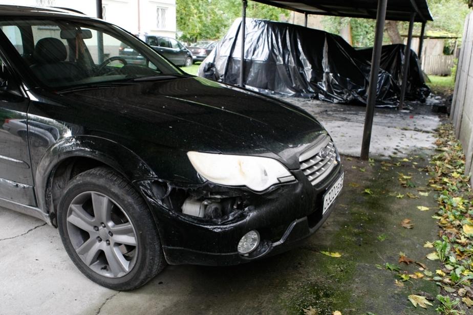 Махлов о поджоге своих автомобилей- Я связываю этот акт с политикой - Новости Калининграда
