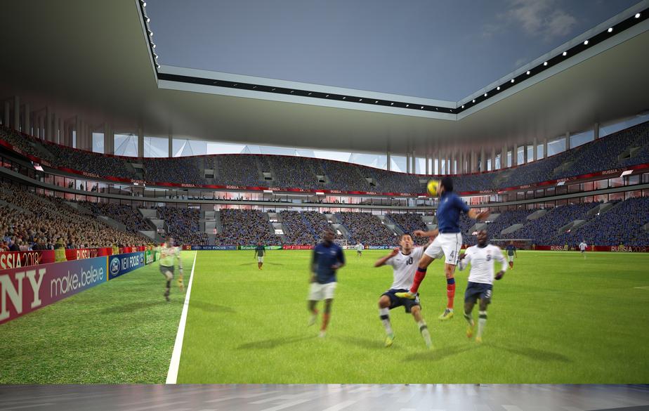 Стоимость проекта стадиона к ЧМ-18 в Калининграде подорожала на 120 млн- - Новости Калининграда