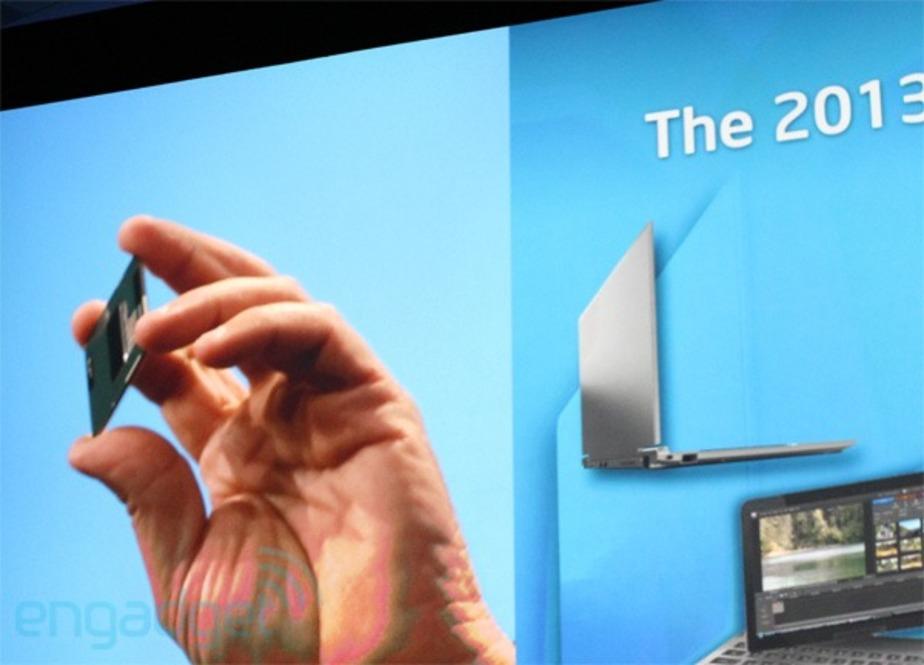 Дебют марта 2013: процессоры Intel  Haswell
