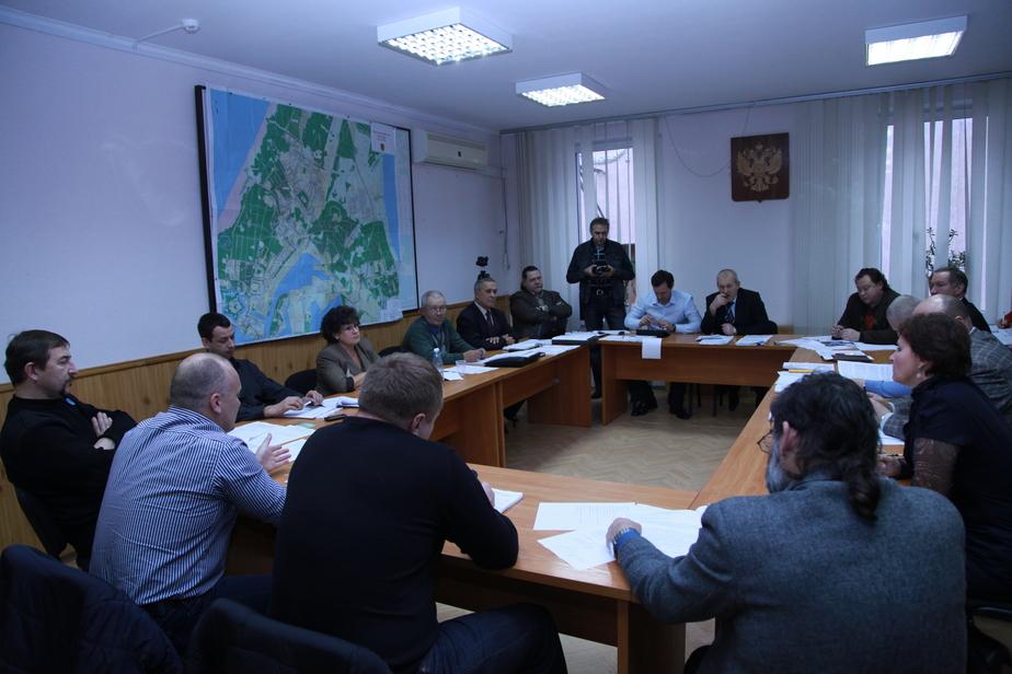В Балтийске состоялось юбилейное заседание городского Совета депутатов - Новости Калининграда