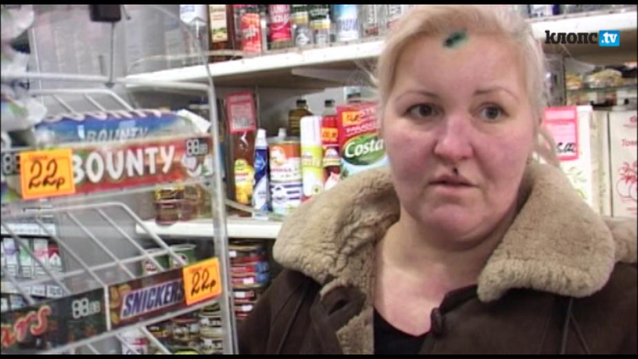 В Калининграде голодный бомж с молотком напал на продавщицу - Новости Калининграда