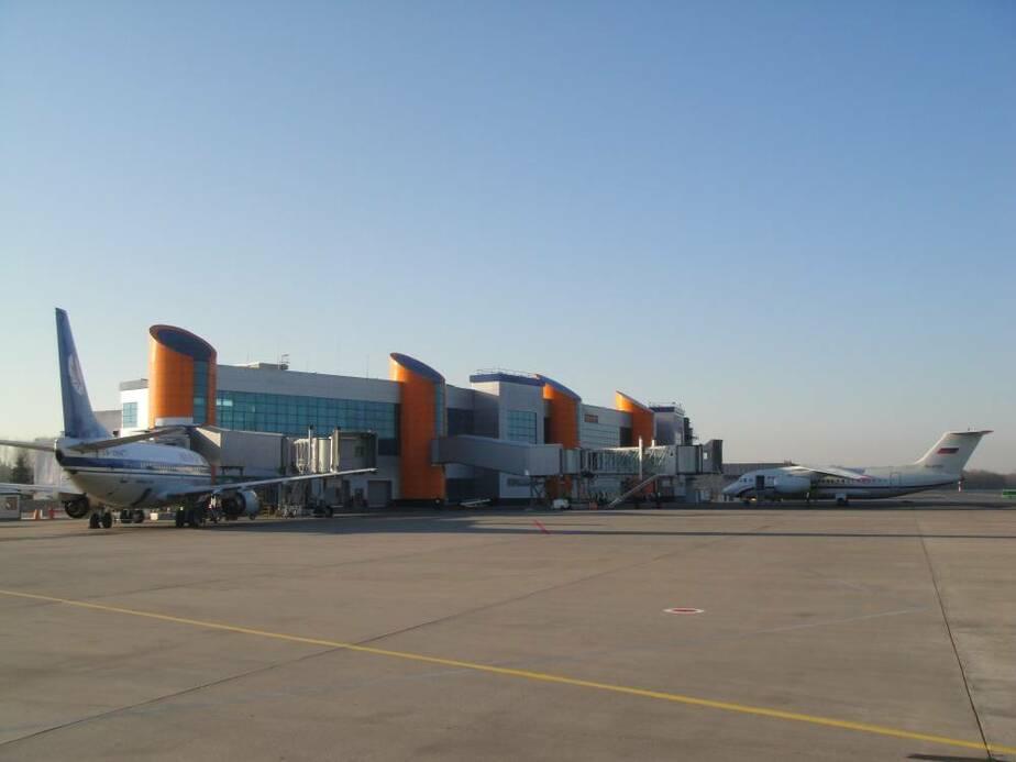 """Два рейса из -""""Храброво-"""" задержали на три часа из-за ложного заминирования"""