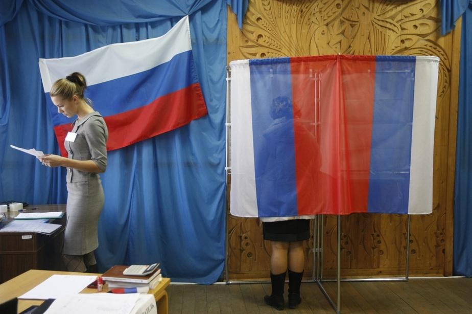 В Калининградской области на 15 часов проголосовали более 40- избирателей - Новости Калининграда