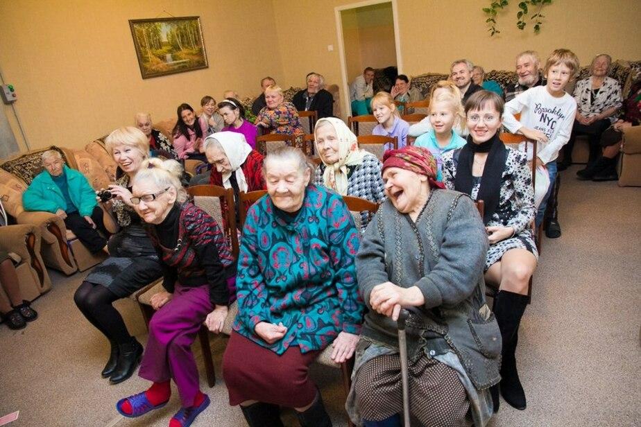 В Калининградской области растет очередь в дома престарелых - Новости Калининграда