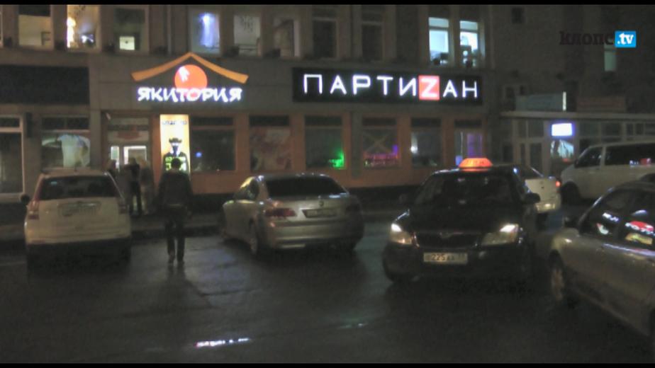 """В клубе """"Партизан"""" произошла массовая драка между посетителями и охранниками - Новости Калининграда"""