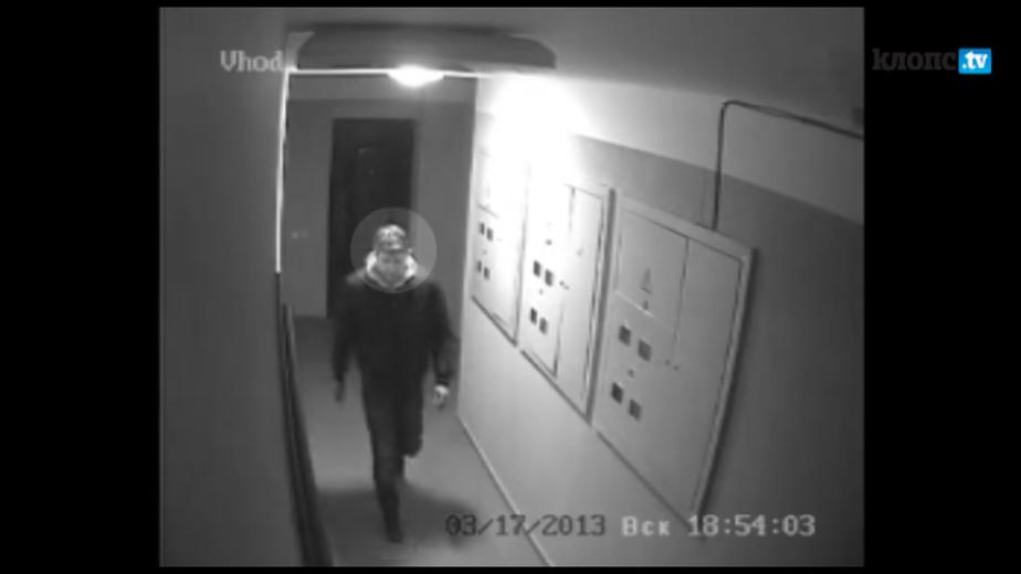 Калининградская полиция разыскивает квартирного вора по записям видеокамеры - Новости Калининграда