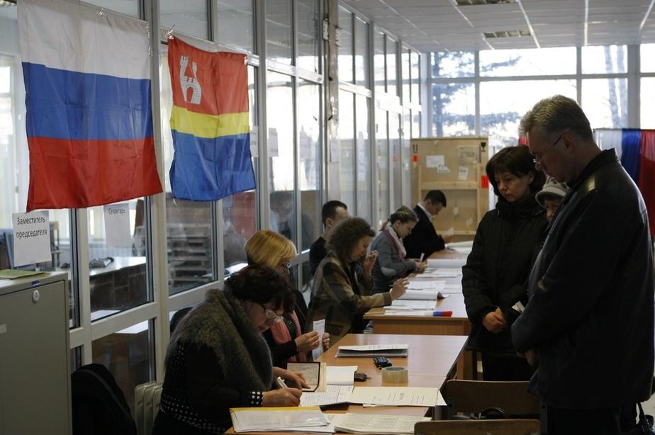 В Калининградской области явка избирателей к 10 утра составила 5-73- - Новости Калининграда