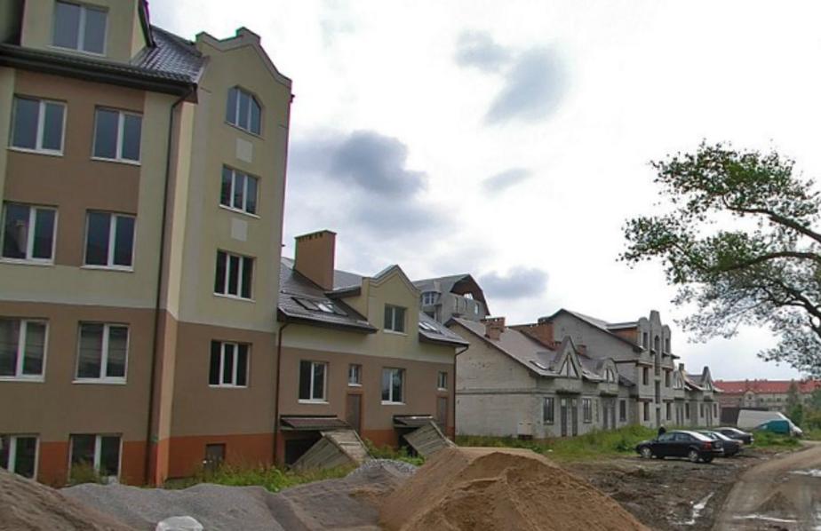 В Зеленоградске строительство отеля на побережье признали незаконным - Новости Калининграда