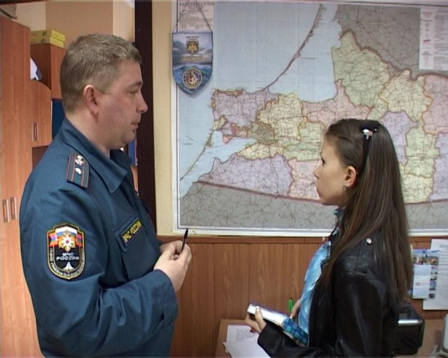 Спасатели прекратили поиски двух рыбаков- пропавших в Калининградском заливе - Новости Калининграда