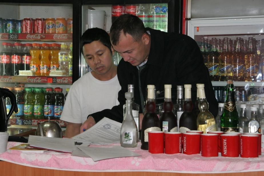 Полиция- магазины покупают лицензии для кафе и продают алкоголь после 22-00 - Новости Калининграда