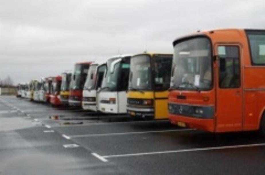 ГИБДД- Транспортные компании показывают чужие автобусы- чтобы получить выгодные маршруты - Новости Калининграда