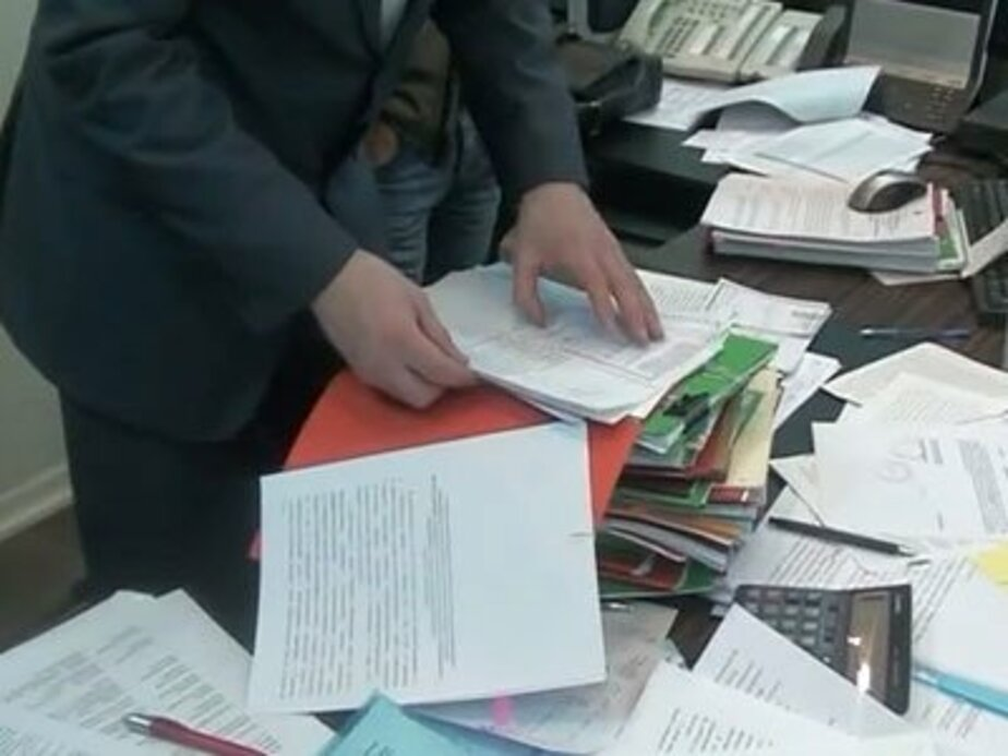 В офисе Ассоциации муниципальных образований на Д-Д-1 прошла выемка документов - Новости Калининграда