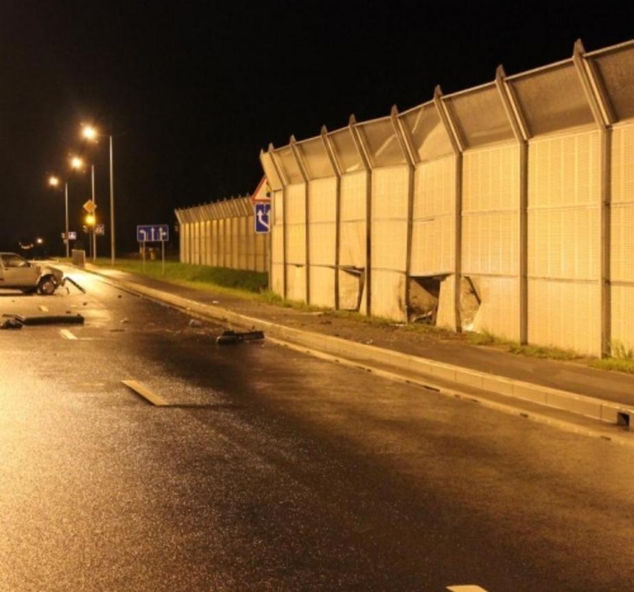 Экс-следователь- угробивший в ДТП двух девушек на Приморском кольце- получил 3 года поселения - Новости Калининграда