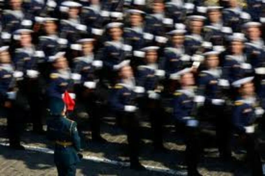 600 военных Балтфлота примут участие в параде на Красной площади - Новости Калининграда