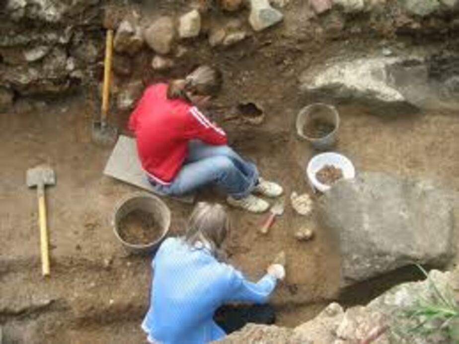 Найденные на стройке Второй эстакады останки до сих пор не эксгумировали - Новости Калининграда
