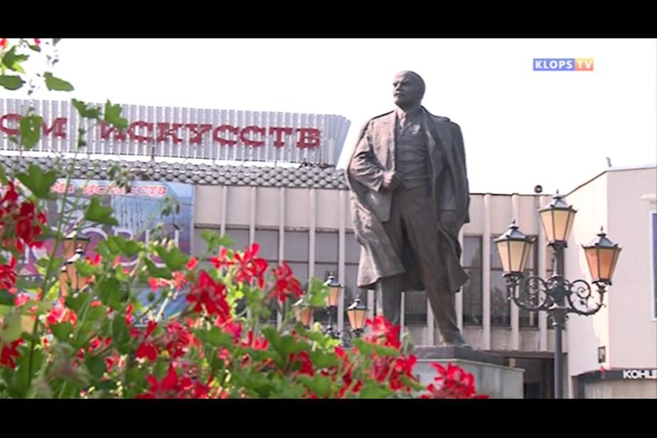 Калининградские националисты требуют снести памятник Ленину и переименовать улицу Чекистов - Новости Калининграда