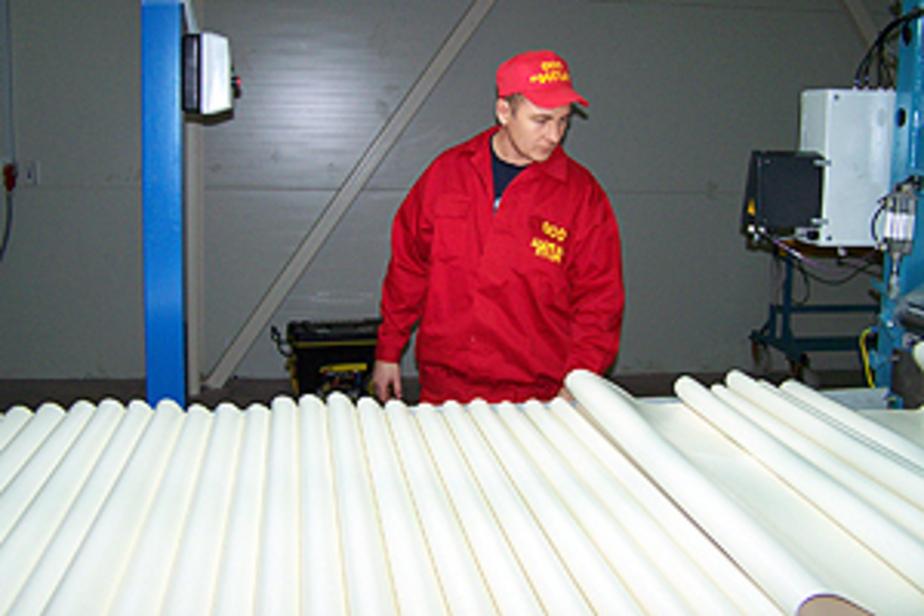 В Неманском районе открылся завод по производству обоев - Новости Калининграда