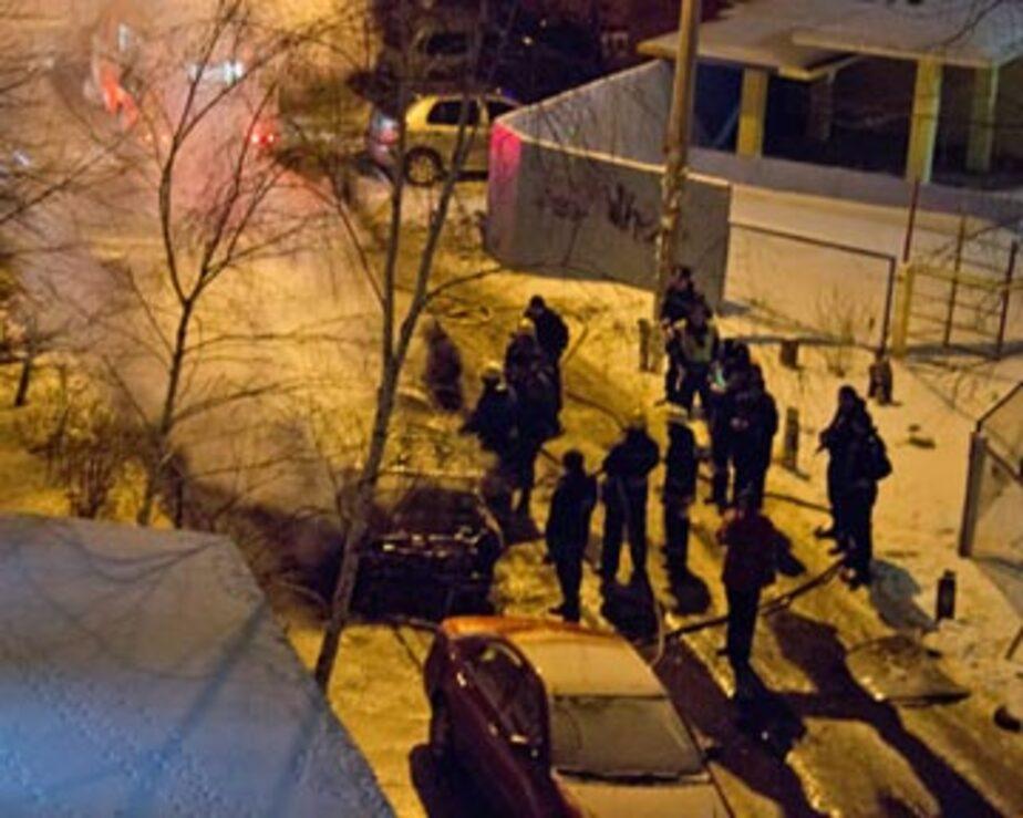 """В Неманском районе полиция разыскивает поджигателей """"Ауди А8"""" - Новости Калининграда"""