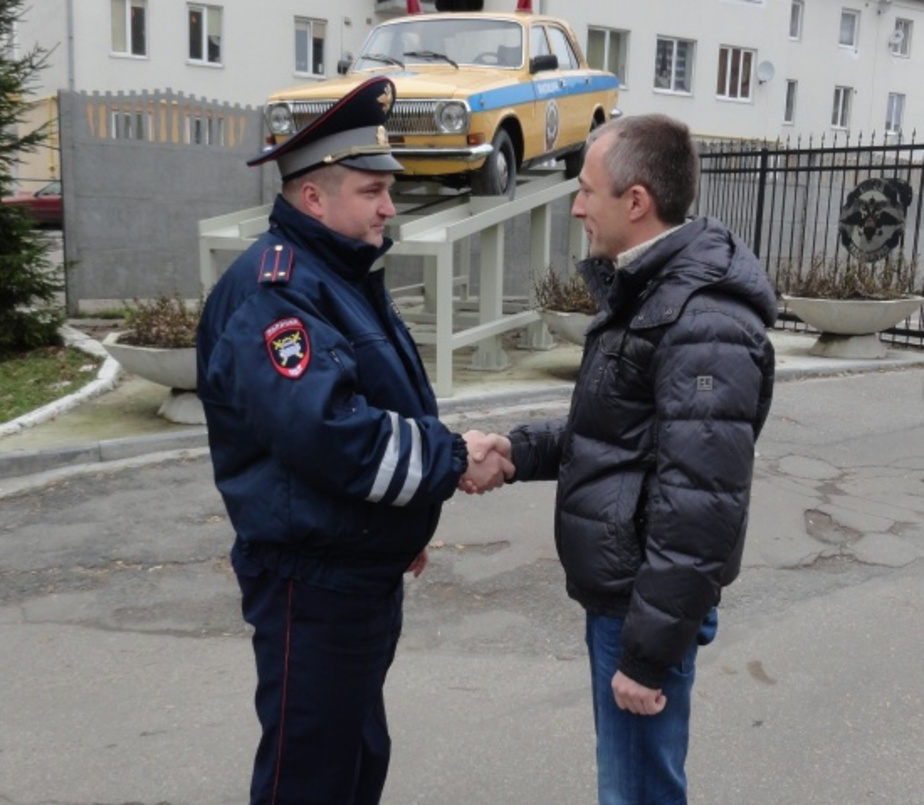 Автоинспектор спас калининградца- раненого ножом в сердце - Новости Калининграда