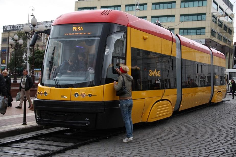 Калининградский депутат предложил не покупать польский трамвай за 1-3 млн евро ради экономии - Новости Калининграда