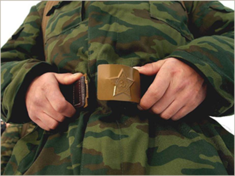 В Калининграде солдат сломал челюсть сослуживцу - Новости Калининграда