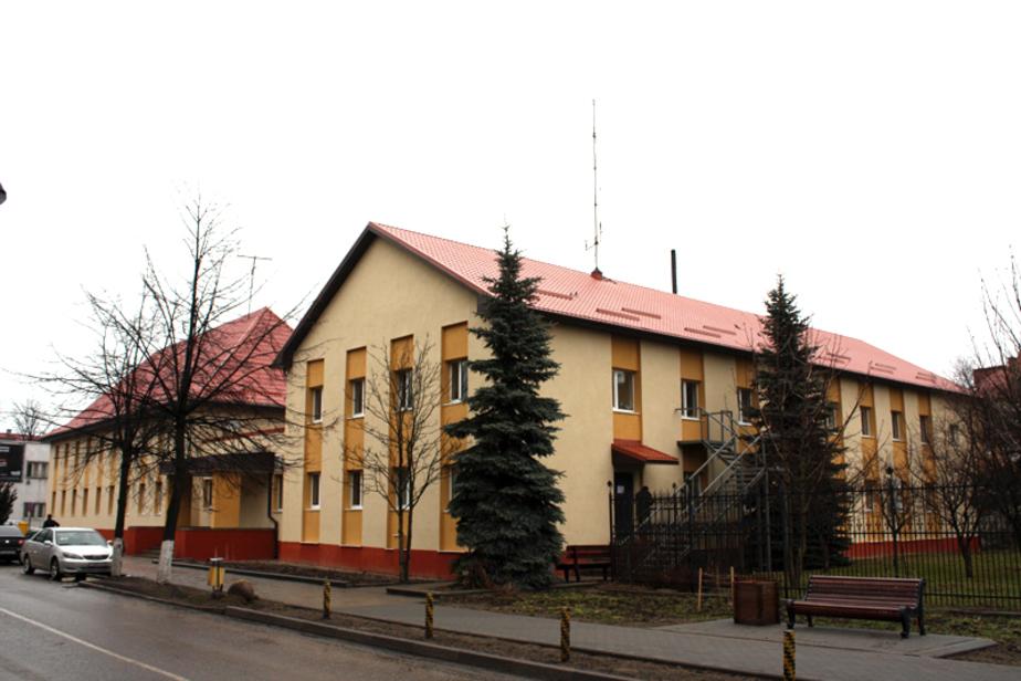 В Зеленоградске отремонтировали здание районного отдела полиции