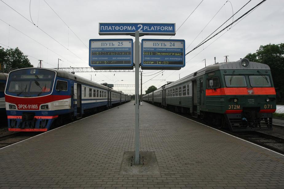 КЖД- В 2012 году количество пригородных электричек сократится в 7 раз - Новости Калининграда