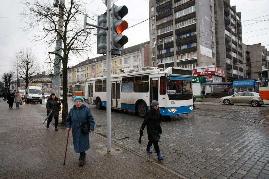 Миллионы коту под хвост: Транспортную схему Калининграда вернули на переделку
