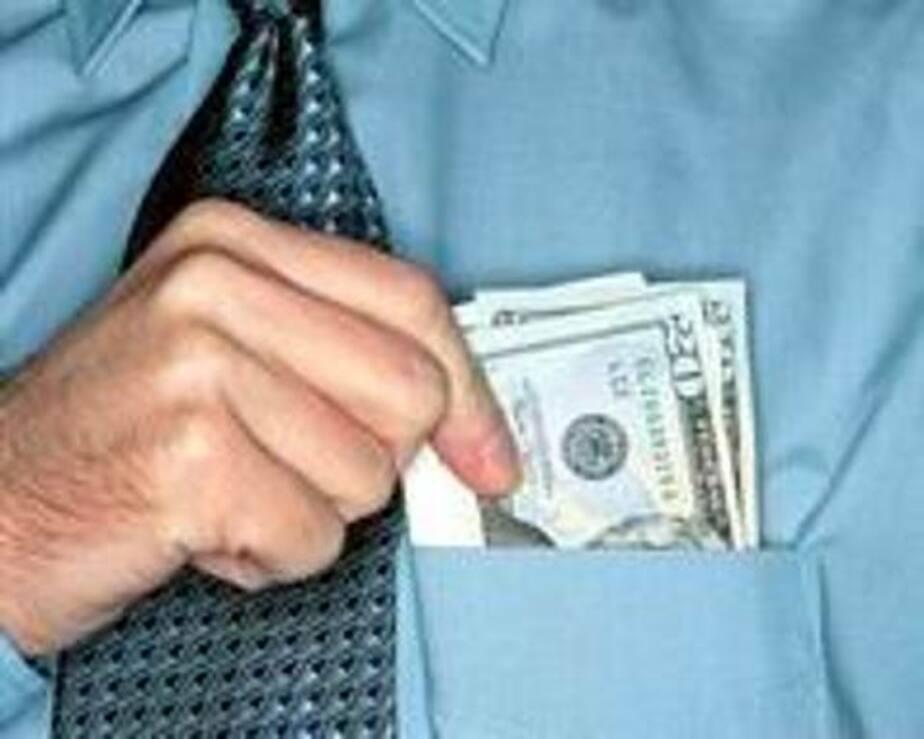 В Черняховске торговый агент присвоил 5 тыс- рублей - Новости Калининграда
