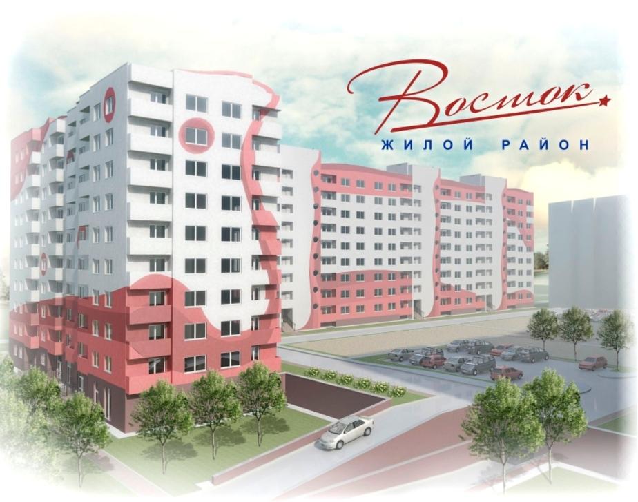 """""""Мегаполис-Жилстрой"""" планирует ввести в эксплуатацию в 2013 году еще несколько жилых домов - Новости Калининграда"""