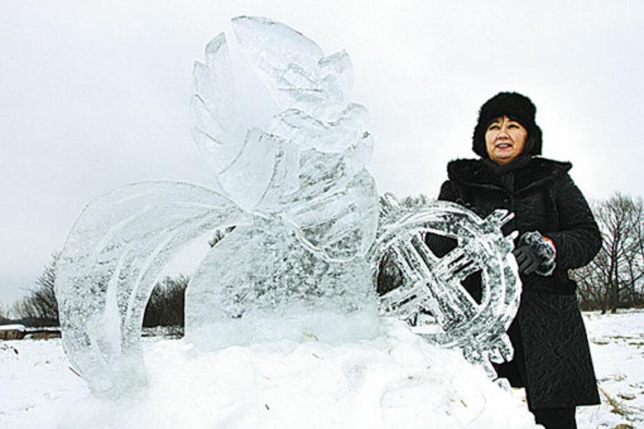 Калининградцы увидят выставку ледяных скульптур - Новости Калининграда