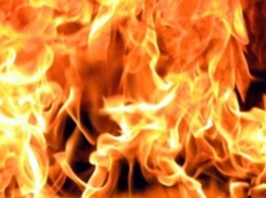 Под Багратионовском сгорела бытовка- погиб человек - Новости Калининграда