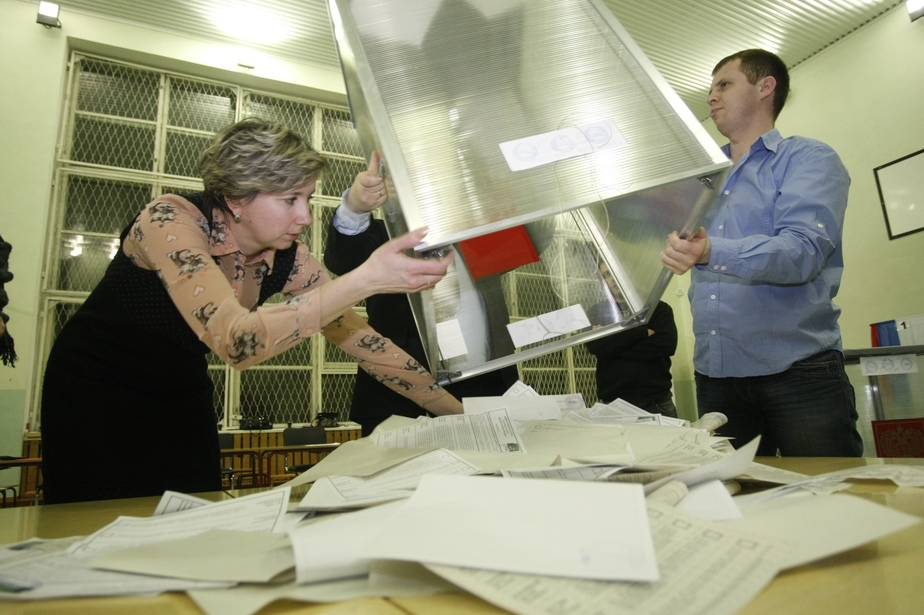 Калининградские штабы кандидатов в президенты подвели итоги выборов