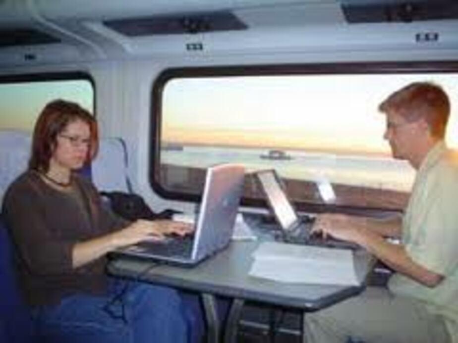 В поездах дальнего следования РЖД заработает Wi-Fi - Новости Калининграда