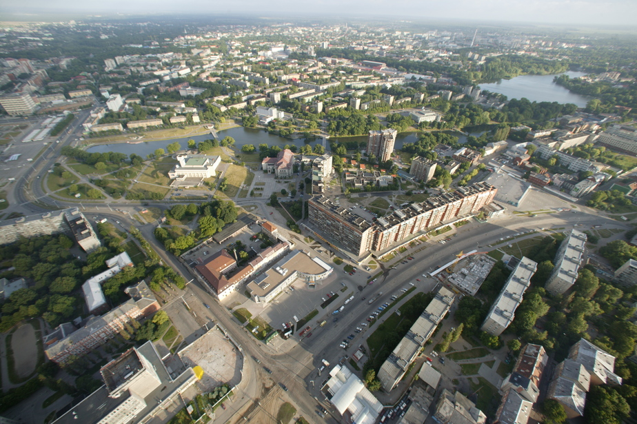 Администрация Калининграда ищет главного архитектора - Новости Калининграда