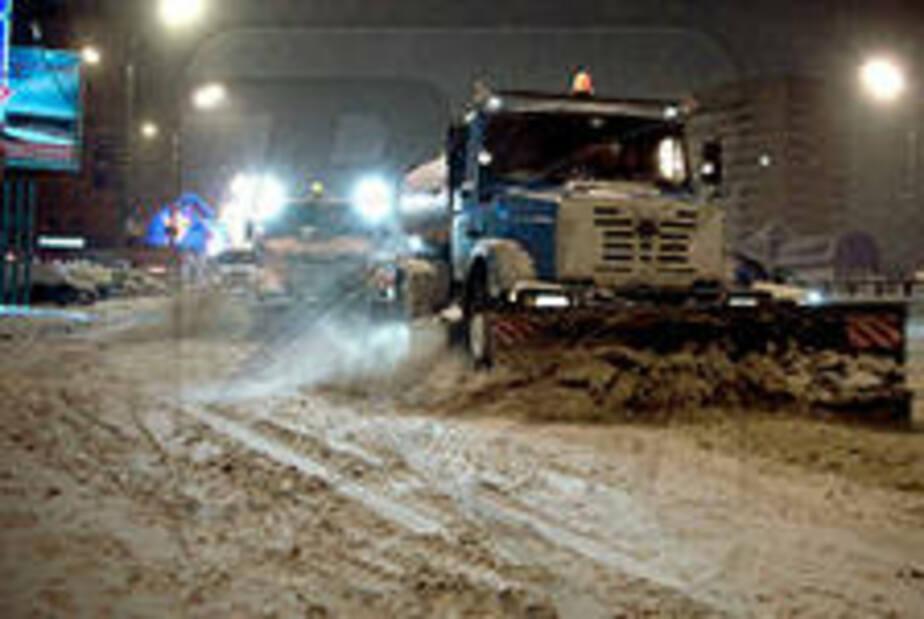 Мельников- За те две недели- когда шел снег- нареканий от ГИБДД по уборке дорог не поступало - Новости Калининграда