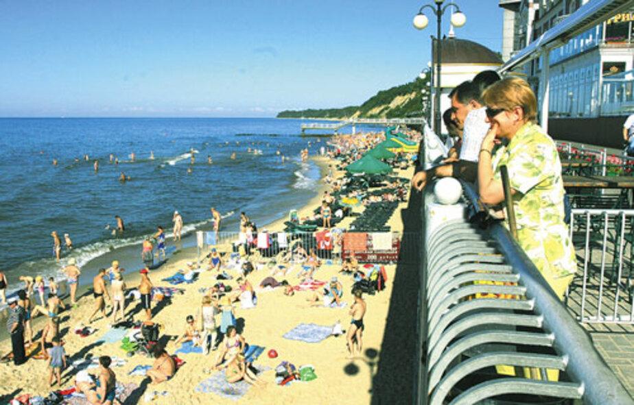 Калининградские здравницы займутся оздоровительным туризмом