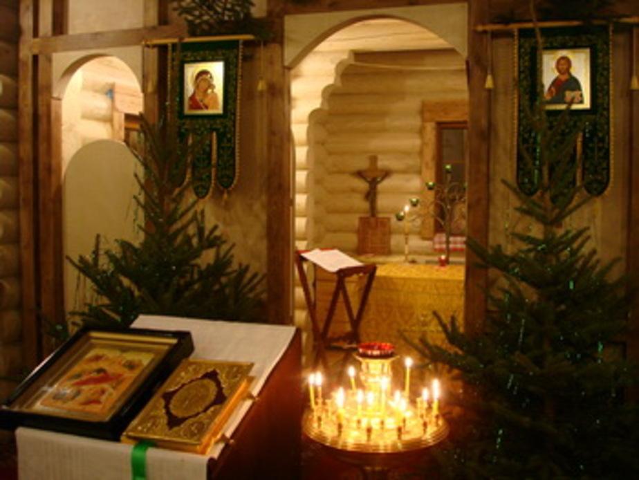 У Южного вокзала открылся обыденный храм преподобных Кирилла и Марии Радонежских - Новости Калининграда