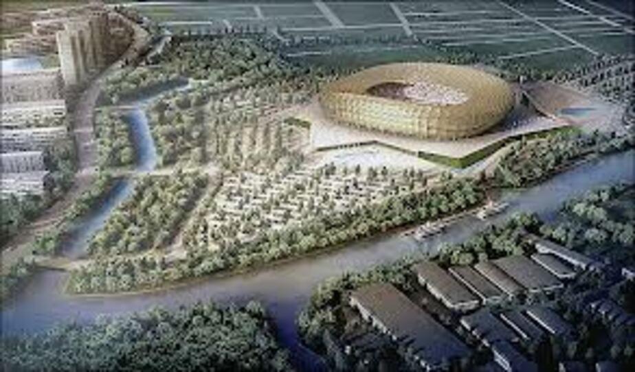 Минспорт утвердил место строительства стадиона к ЧМ-18 в Калининграде - Новости Калининграда
