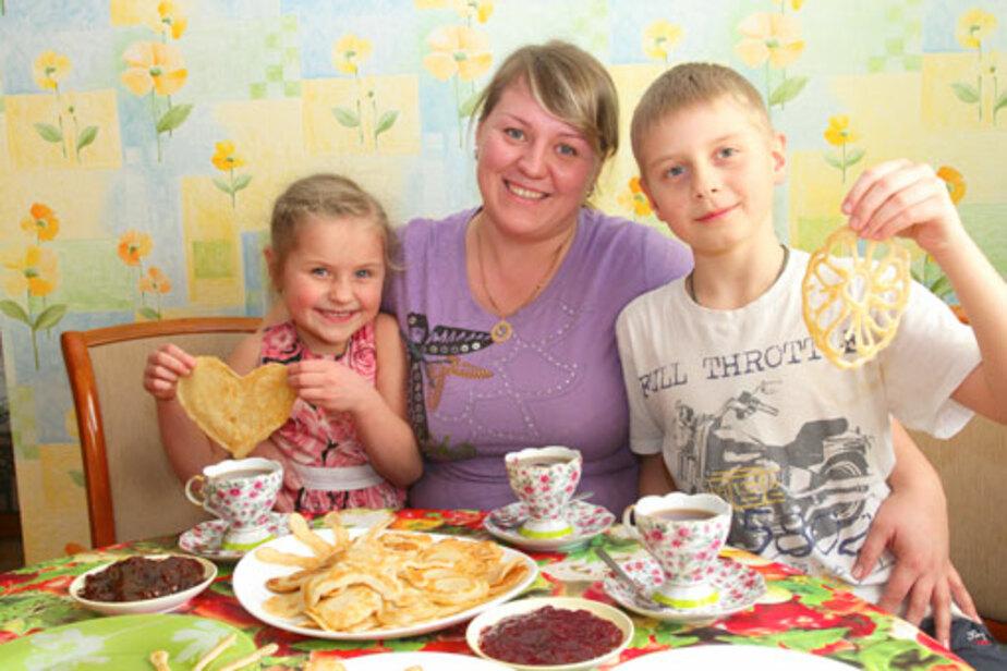 На Масленицу – кружевные блинчики - Новости Калининграда