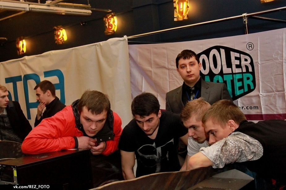 В Калининграде прошел открытый городской чемпионат по игре DotA AllStars
