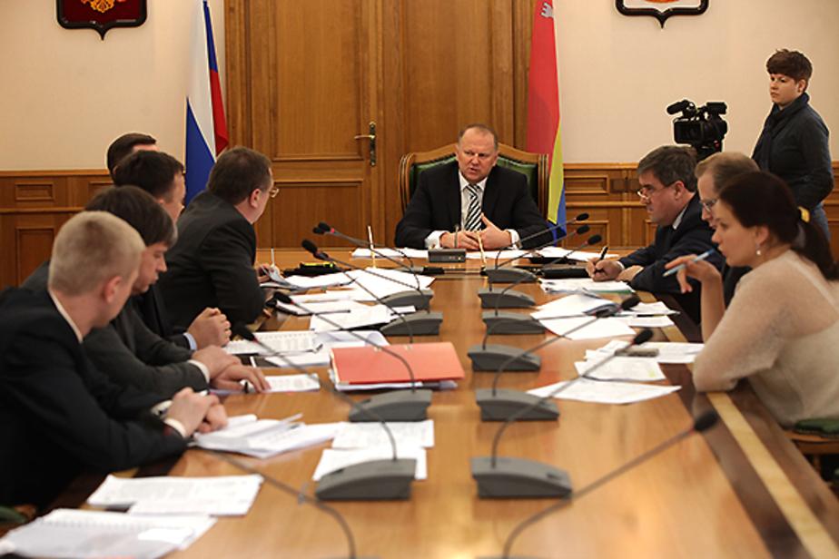 Цуканов об отставках министров- Не вижу ничего страшного- новые задачи требуют новых людей - Новости Калининграда