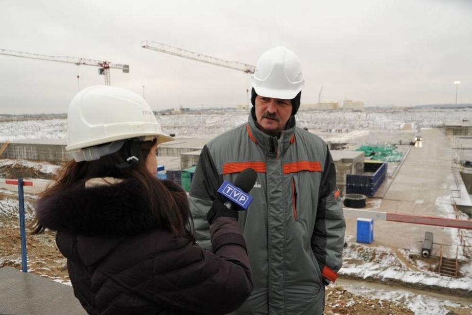 Иностранным журналистам показали ядерный остров на стройплощадке БАЭС - Новости Калининграда