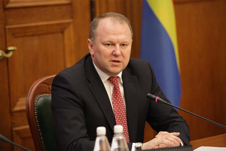 Цуканов заявил о преодолении последствий кризиса 2008 года - Новости Калининграда