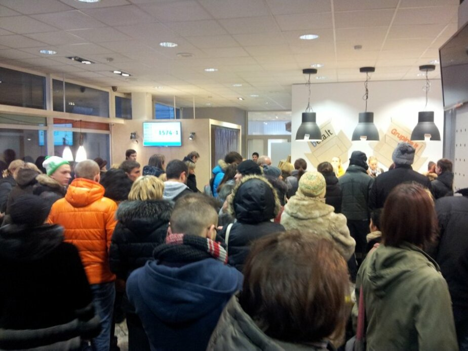 Полиция проверит факты незаконной торговли талонами в Росреестре - Новости Калининграда