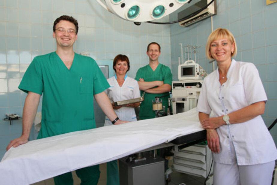 Женские болезни в Калининграде теперь лечат по новым технологиям - Новости Калининграда