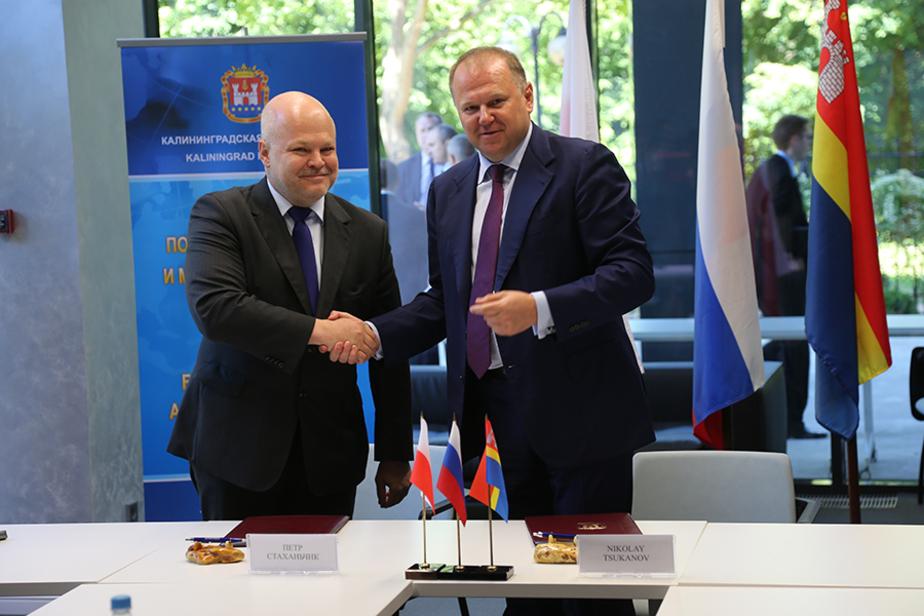 Цуканов предложил полякам проанализировать работу погранпереходов с обеих сторон - Новости Калининграда