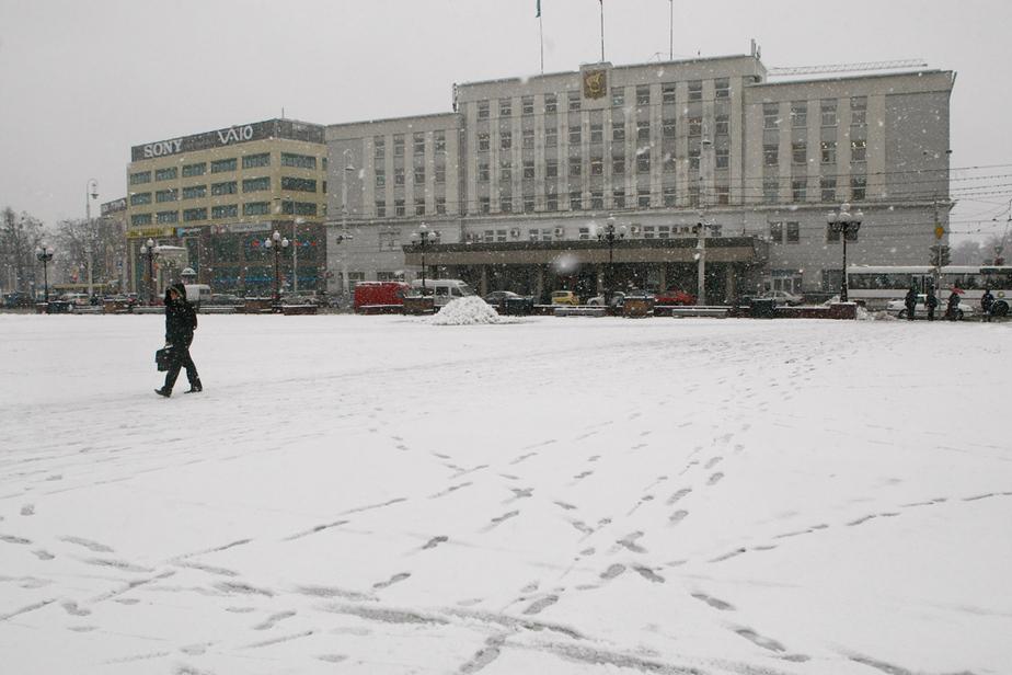 На следующей неделе в Калининграде похолодает до -24-