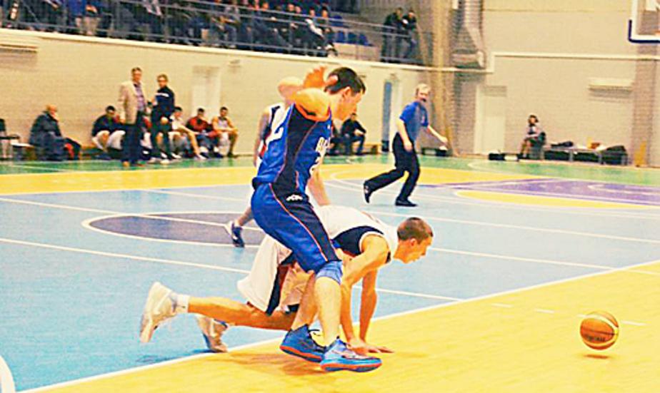 Баскетболистам пришлось «воевать» на два фронта - Новости Калининграда